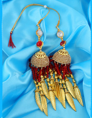 Buy a punjabi wedding bridal kalira online at Anuradha Art Jewellery.