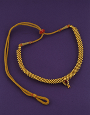 Buy for traditional Thushi at best price from Anuradha Art Jewellery.