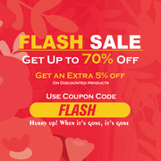 Flash Sale Online | Shopping Flash Sale for 2019