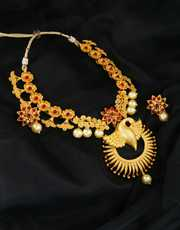 Shop for Traditional South Indian Jewellery and Necklace for Women at