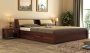 Amazing King Size Bed Design - Wooden Street