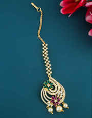 Check out the range mangtikka at best price at Anuradha Art Jewellery