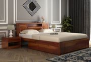 Get Space Saving Beds online upto 55% OFF - Wooden Street