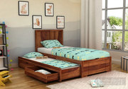 Mega Sale!! Enjoy Upto 55% OFF on Wooden Kids Beds in Mumbai