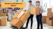 Relocate with Packers and Movers Baner