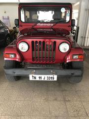 Mahindra Thar CRDE 4WD 7 seater AC