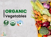 Buy Organic Vegetables Online|Vegetables Home Delivery|Orgpick