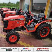 Kubota Tractor price in India - Tractor Guru.