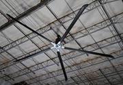 High Volume Industrial Warehouse Ceiling Fan