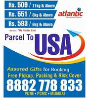 International Courier Service | Worldwide Parcel Delivery
