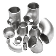 Buy Butt-Welded Pipe Fitting in India