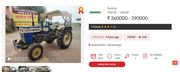 Get Used Tractors at Best Price| TractorGuru