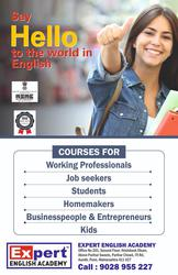 Spoken English Classes by Expert English Academy