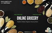 Buy Organic Grocery Online in Pune