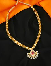 Shop for thushi at best price from Anuradha Art Jewellery.