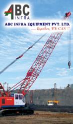 Boom lift rental in Pune– ABC Infra Equipment Pvt. Ltd.