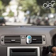 Godrej aer click,  car vent air freshener kit cool surf blue 10g