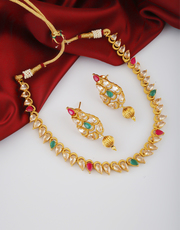 Buy now Short Necklace for women at best price