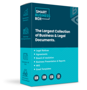 300+ Ready To Use Business Documents & Template