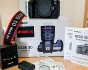 New Canon EOS 5D Mark IV