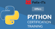 Best Python Training Courses in Mumbai and Pune by Felix ITs