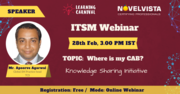 FREE Webinar on Where is my Change Advisory Board (CAB)? by NovelVista