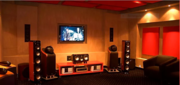 Home Theater Room Design,  Home Theater Design and Soundproofing