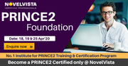 Prince2 Training by NovelVista Learning Solution