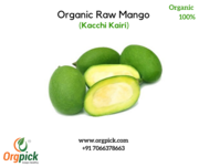Buy Organic Raw Mangoes Online | Kaccha Aam