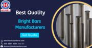 EN 8 D Bright Bars