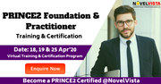 Avail Prince2 Certification cost in Mumbai at the lowest by NovelVista