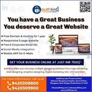 Web Design Company in Pune | Website design & Development | Authlinq™