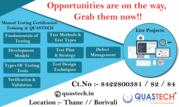 Software Testing Job Thane Borivali Mumbai | QUASTECH
