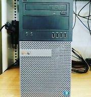 2nd hand CPU,  Dell,  i5,  4th gen,  ram 4gb,  HDD 1tb.