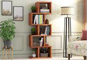 Huge Discount on Bookshelf Online in Mumbai at Wooden Street