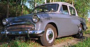 HILLMAN VINTAGE AND CLASSIC CARS BUY=SELL KERSI SHROFF AUTO DEALER