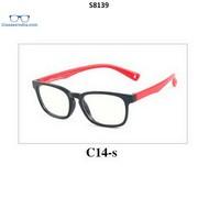 Kids Computer Glasses with Blue Block Lenses S8139C14