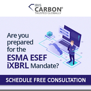 ESEF iXBRL Compliance Reporting Requirements