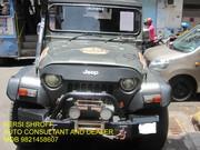 2011-2012 MAHINDRA THAR CRDE KERSI SHROFF AUTO CONSULTANT AND DEALER