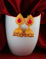 Buy Wonderful Collection of Latest Jhumka Design at Best Price.