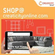 Buy Furniture Online in Pune - Creaticity Online