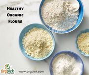 Buy Organic Flours Online in India