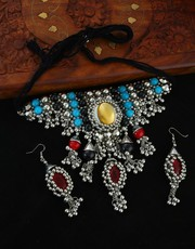 Shop for Navratri Necklace at Best Price by Anuradha Art Jewellery