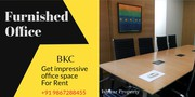 Furnished Office Space for Rent in BKC Mumbai