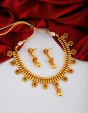 Shop for New Necklace Design Online for Women at Best Price.