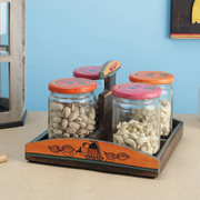 Big Sale on Storage Containers Online in India - Wooden Street