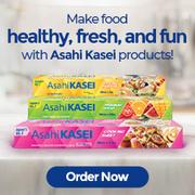 Buy Premium Cling Wrap,  Baking Paper & Aluminium Foil   Asahi Kasei