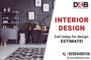 Best Interior design services in Lahore | DXB Interiors