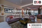 Excellent Interior design company in Lahore | DXB Interiors