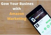 Grow with Amazon Marketing services in Mumbai – Run ads on Amazon and